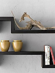 Wall Decor Wood Modern Wall Art Wall Shelf