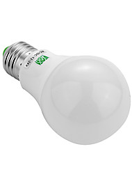 Ywxlight® e27 5730smd 5w 10led 400-500lm luminosità bianca calda eccellente bianca ha condotto la lampadina (ac / dc 12-24v)