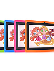 Allwinner A33 Children Design 7.0 WiFi Tablet(Android 4.4ROM 8GRAM 1GBDual Camera)