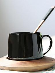 1pcs Minimalism Drinkware 340 ml Boyfriend Gift Girlfriend Gift Ceramic Coffee Milk Coffee Mug Coffee Cup Set