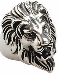 Ringe Besondere Anlässe Schmuck Titanstahl Ring 1 Stück,7 8 9 10 11 12 13 14 Silber