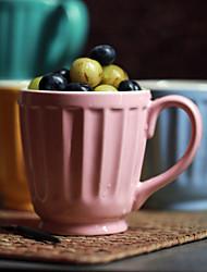 Minimalism Drinkware, 250 ml Decoration Ceramic Coffee Milk Coffee Mug