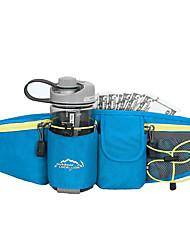 Спортивные сумки Пояс Чехол Водонепроницаемый Дожденепроницаемый Пригодно для носки В том числе пузыря воды Сумка для бегаВсе Сотовый