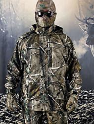 Универсальные Наборы одежды Охота С защитой от ветра Удобный Весна Зима Осень