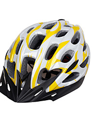 Sports Unisex Bike Helmet 28 Vents Cycling Cycling Mountain Cycling Road Cycling Recreational Cycling PC EPS Yellow Red Blue Purple