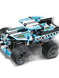 Bausteine Für Geschenk Bausteine Model & Building Toy LKW Plastik 2 bis 4 Jahre 5 bis 7 Jahre 8 bis 13 Jahre 14 Jahre & mehr Blau