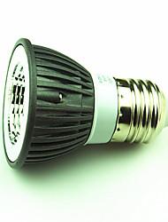 5W E27 LED Spotlight MR16 1 COB 450 lm Warm White Cool White Decorative AC220 V 1 pcs