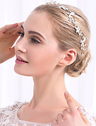 Women's Rhinestone Headpiece-Wedding Headbands 1 Piece
