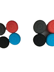Switch Silicone Handle Protection Cap Game Accessories 8 Circle Sets