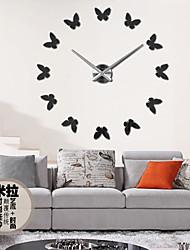 1 PC NEW Best Wood Wall Clock Vintage Quartz Large Wall Watch Roman Numbers European Style Mordern Design Wall Clocks