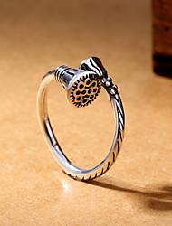 Ringe Besondere Anlässe Halloween Alltag Normal Schmuck Kupfer Ring 1 Stück,Eine Größe Weiß