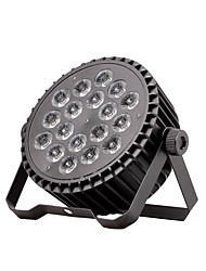 U'King® 200W 4 IN 1 RGBW LED Par DMX Stage Effect Light Infinite Mixing and Rainbow Effect 1pcs