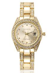 Masculino Mulheres Unissex Relógio Esportivo Relógio Elegante Relógio Esqueleto Relógio de Moda Relógio de Pulso Simulado Diamante Relógio