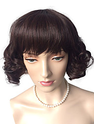 Terrific Bob Wig Short Curly Wigs Lightinthebox Com Hairstyles For Men Maxibearus