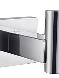 Крючок для халата / ЗеркальноеНержавеющая сталь /Современный