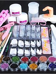 1set Adesivos para Manicure Artística Francês Guide Tips maquiagem Cosméticos Designs para Manicure