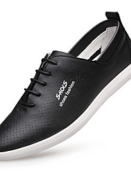 Men's Fashion Casual Genuine/Real Leather Shoes/Sneakers