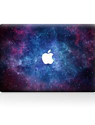 For MacBook Air 11 13/Pro13 15/Pro with Retina13 15/MacBook12  Bright Stars Decorative Skin Sticker
