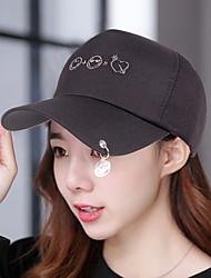 Korean Smiling Face Iron Standard Baseball Cap Hip Hop Hnapback Hats or Male Female Lady