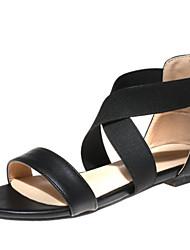 Women's Sandals Spring Summer Comfort Novelty Light Soles Customized Materials Leatherette Office & Career Dress Casual Flat HeelGore