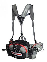 15 L Gurttaschen & Messenger Bags Rucksack Multifunktions Gelb Rot Schwarz