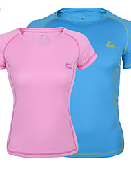 Unisex Jersey + Shorts Golf Lightweight Materials Pink Blue-Promend®