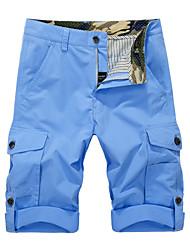 Men's Hiking Shorts Breathable Shorts for Fishing XXL XXXL 4XL 5XL 6XL