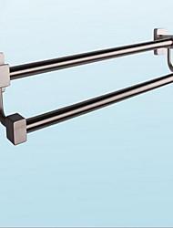 Towel Racks & Holders Modern Rectangle Stainless Steel