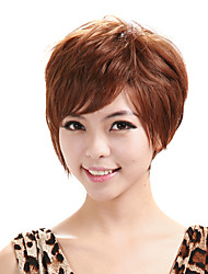 Short Wig Capless Synthetic Fiber Curly Costume Wig For Women