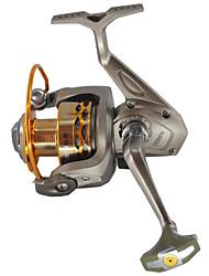 Fishing Reel Spinning Reels 5.1:1 8 Ball Bearings ExchangableSea Fishing Spinning Freshwater Fishing Carp Fishing General Fishing