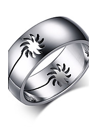 Hollow Sunflower Rings fFashion Creative mMen's Ring for Men Jewelry High Quality Titanium Steel Special Design Accessories 115