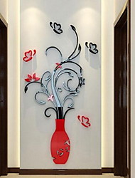 Leisure Wall Stickers 3D Wall Stickers Decorative Wall Stickers,Vinyl Material Home Decoration Wall Decal