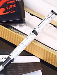 Gel Pen Pen Gel Pens Pen,Metal Barrel Black Ink Colors For School Supplies Office Supplies Pack of
