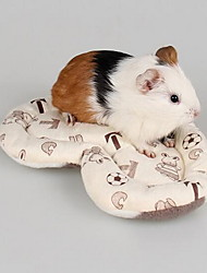 Loving Little Pet Hamsters Rabbit Nest Novice Guinea Pig Guards Warm Pad Mini Hedgehog Fossa