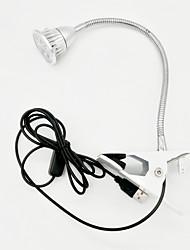 4 Moderne / Contemporain Lampe de Table , Fonctionnalité pour LED , avec Galvanoplastie Utilisation Interrupteur ON/OFF Interrupteur