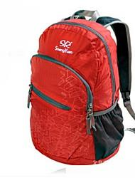 20 L Tourenrucksäcke/Rucksack Rucksack Reisen Kompakt Multifunktions Rot Blau