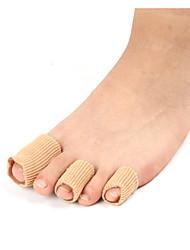 Pied Manuel Shiatsu Soulager la douleur au pied Correcteur de Posture Portable Silikon