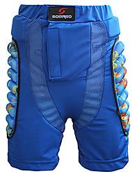 Los protectores de cadera Pantalones cortos acolchados Pantalones cortos antigolpes para Snowboard Patines en Línea Skateboarding Niños