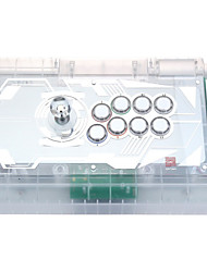 QANBA  Q2-GSC  Joystick for Gaming Handle Translucent