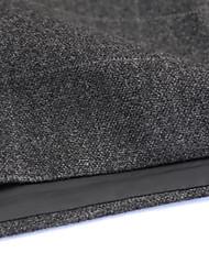 Masculino Simples Cintura Média Micro-Elástico Shorts Calças,Solto Quadriculada,Taxas