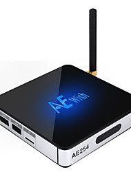 ANEWKODI AE254 Cortex-A53  Android 6.0  Octa Core TV Box RAM 2G ROM 16G  WIFI Bluetooth 4.0
