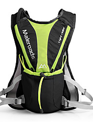 Maleroads Chest Bag Cell Phone Bag Others for Camping & Hiking Climbing Jogging Traveling Running Sports BagReflective Strip Lightweight Close Body