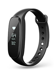 Bong 3 HR Smart Bracelet iOS Android Water Resistant / Water Proof Pedometers Health Care Heart Rate Monitor MultifunctionHeart Rate