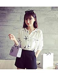 Korean version of the new beach style chiffon shirt long-sleeved cardigan jacket sun starfish