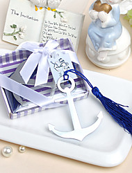 Anchor Bookmark Wedding Favors And Gifts