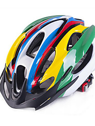 Mountain / road Car Ride Helmet Integrated Molding Bike Helmet