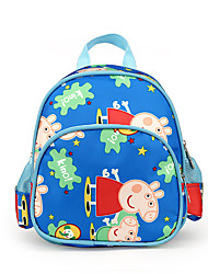 Kids Backpack Oxford Cloth All Seasons Professioanl Use Bucket Zipper