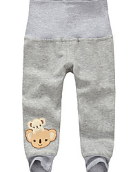 Baby Casual/Daily Animal Print Pants,Cotton Winter Fall