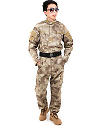 Unisex Clothing Sets/Suits Hunting Breathable Comfortable Spring Fall/Autumn Winter Camouflage-MTIGER SPORTS®