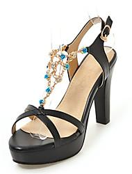Sandálias das mulheres primavera verão queda clube sapatos novidade conforto velo materiais personalizados festa de casamento&Vestido